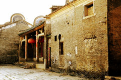 Dachitou ancient village in Guangdong Stock Photo