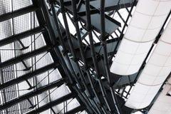 Dachkonstruktion Lizenzfreies Stockbild