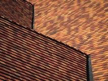 Dachlinien Stockbild