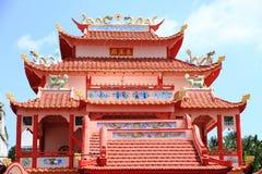 dachowa świątynia Zdjęcie Royalty Free