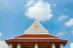 Dachowa świątynia Zdjęcie Stock