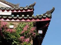 Dachowa świątynia Fotografia Royalty Free