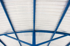 Dachowa izolacja materiału część housetop fotografia royalty free