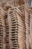 Dachowa płytka, przedmiota tło Zdjęcia Stock