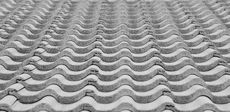dachowa płytka Fotografia Stock