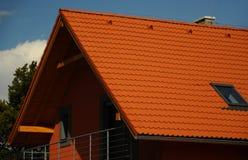 dachowa płytka Zdjęcie Royalty Free