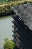 dachowa płytka Obrazy Stock