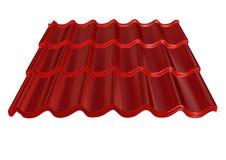 dachowa płytka royalty ilustracja