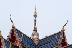 Dachowa pagoda Zdjęcie Royalty Free