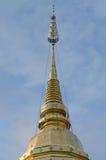 Dachowa pagoda Zdjęcia Royalty Free