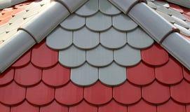 Dachowa pokrywa Obrazy Royalty Free