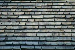 Dachowa tekstura Zdjęcie Stock
