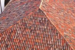 Dachowe płytki Wenecja zdjęcia stock