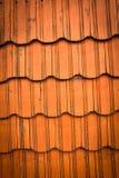 dachowe płytki Zdjęcie Royalty Free