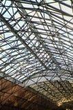 Dachowi promienie Obrazy Royalty Free