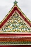 dachowy świątynny Thailand Obrazy Royalty Free