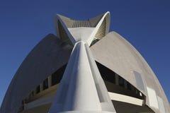 Dachowy nowożytny budynek Fotografia Stock