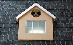 dachowy okno Fotografia Stock