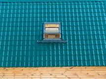 Dachowy okno Zdjęcie Stock