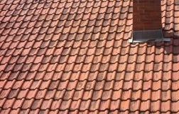 Dachowy tło Obraz Royalty Free
