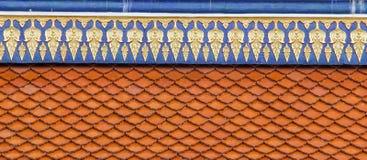Dachowy tajlandzki Obrazy Stock