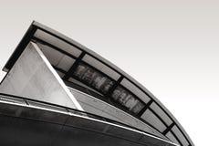 Dachowy taras Zdjęcie Royalty Free