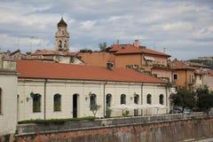 Dachowy Verona Zdjęcia Stock