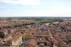 Dachowy Verona Obraz Stock