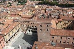 Dachowy Verona Zdjęcie Stock