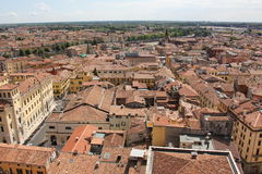 Dachowy Verona Obraz Royalty Free