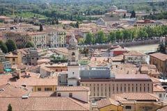 Dachowy Verona Fotografia Royalty Free