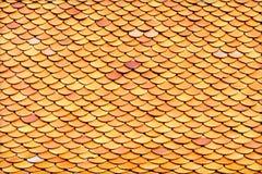 Dachowych płytek tło Obrazy Royalty Free