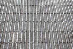Dachplattehintergrund Lizenzfreie Stockbilder