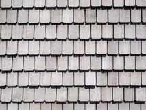 Dachschindeln formatieren füllende Mitte stockfotografie