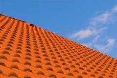 Dachspitze Lizenzfreie Stockfotos