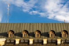 Dachspitze Lizenzfreies Stockfoto