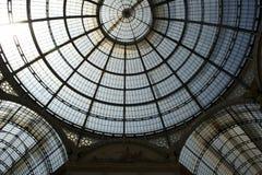 Dachspitze des Glases Stockbilder
