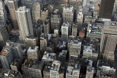 Dachspitzen stockbilder