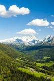 Dachstein,奥地利 库存照片