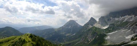 Dachstein 免版税图库摄影