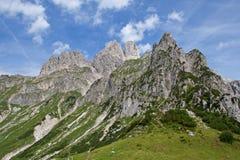 Dachstein Stock Foto