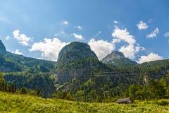 Dachstein Foto de Stock Royalty Free