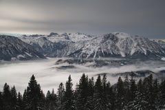 Dachstein Στοκ εικόνα με δικαίωμα ελεύθερης χρήσης
