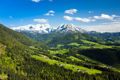 Dachstein, Austria Zdjęcie Royalty Free