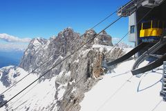 Dachstein, Austria Royalty Free Stock Photos