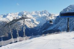 Dachstein, Austrian Alps Stock Images