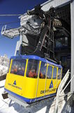 Dachstein, Cable Car stock images