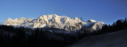 Dachstein Góry Obrazy Royalty Free