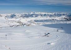 Dachstein glacier. Austria Stock Images