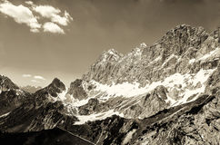 Dachstein Glacier Royalty Free Stock Photos